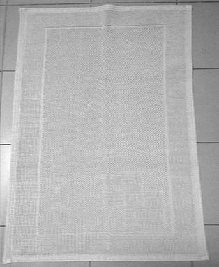 Bagno tappeto bagno modello antares variante grigio chiaro - Tappeto grigio chiaro ...